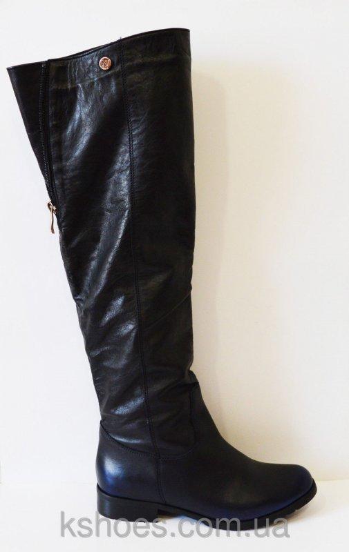 Купить Сапоги женские черные Arturo Vicci 2452