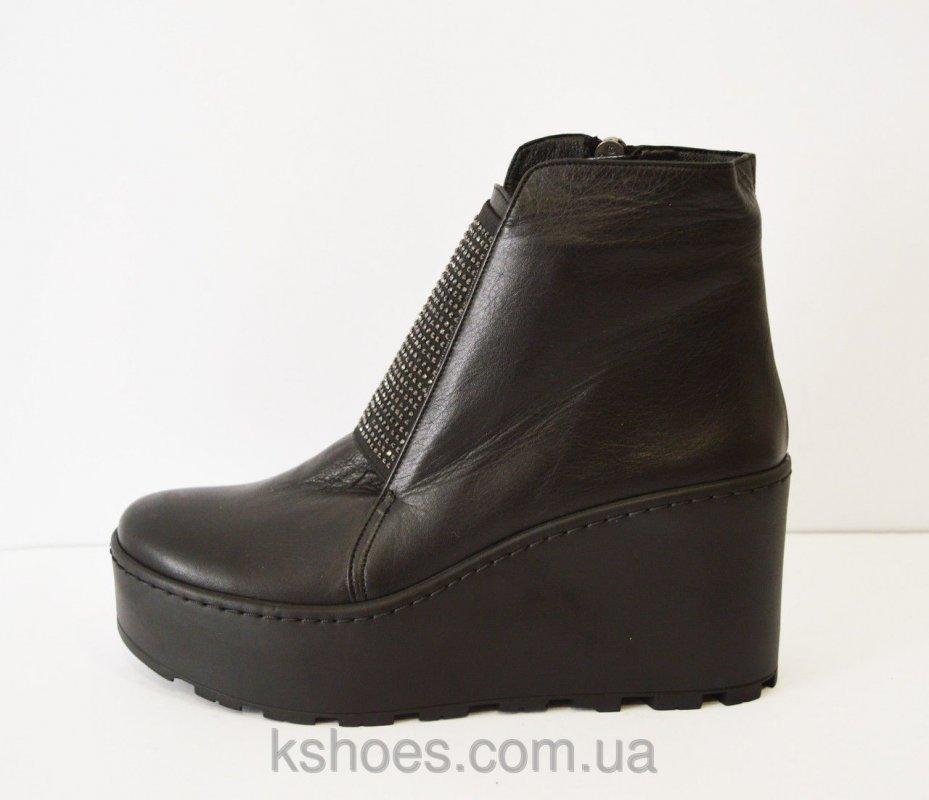 Купить Ботинки женские кожаные Guero 3466