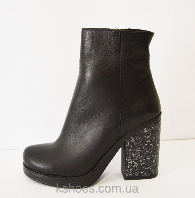 Купить Ботинки женские кожаные осенние Guero 5453