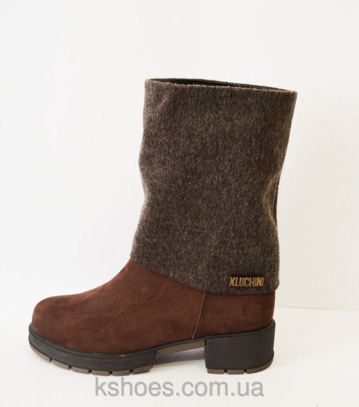 Купить Сапоги женские зимние Kluchini 2089