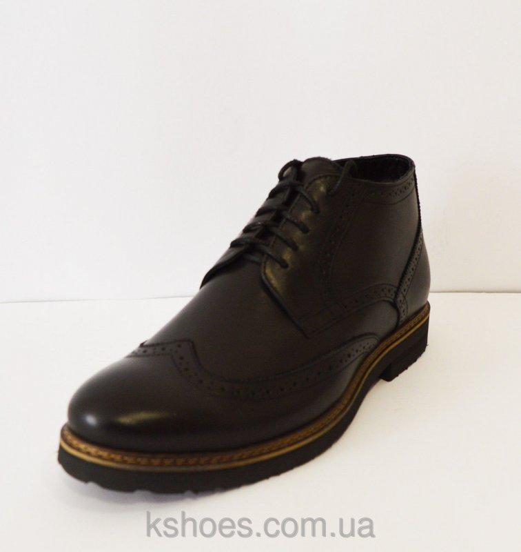 Купить Ботинки зимние мужские черные Faber 177201