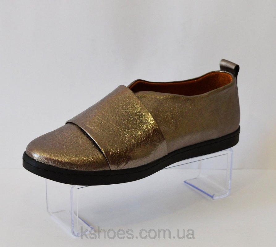 Купить Туфли женские бронза Aquamarine 873