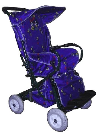 Коляска КДР-1040