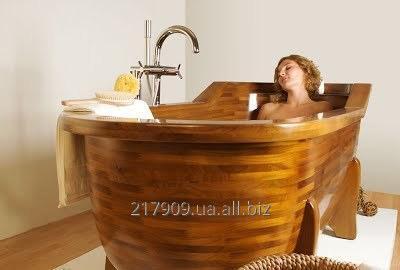 Купить Ванна з масиву