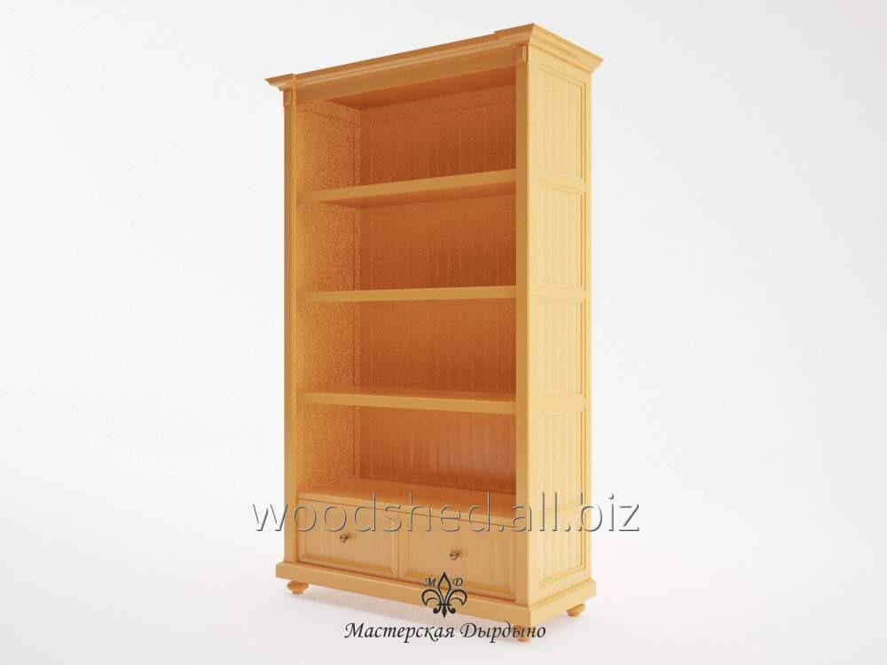 Книжный шкаф для спальни Прованс