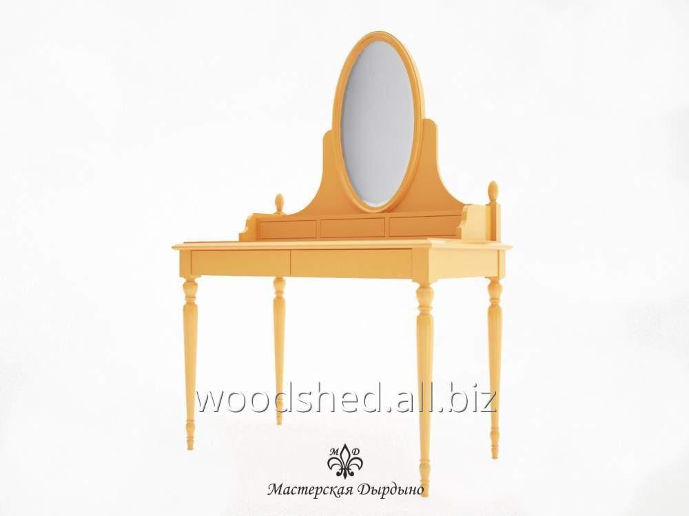 Стол с зеркалом Прованс