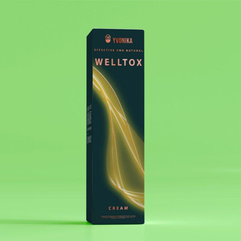 Отбеливающий крем Welltox Веллтокс для лица