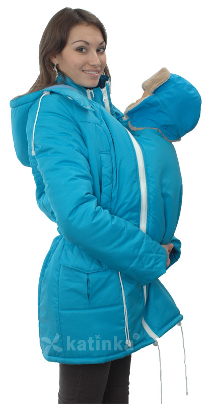 0eaf41cc9ad1 Зимняя теплая слингокуртка, 3 в 1, Katinka купить в Киеве
