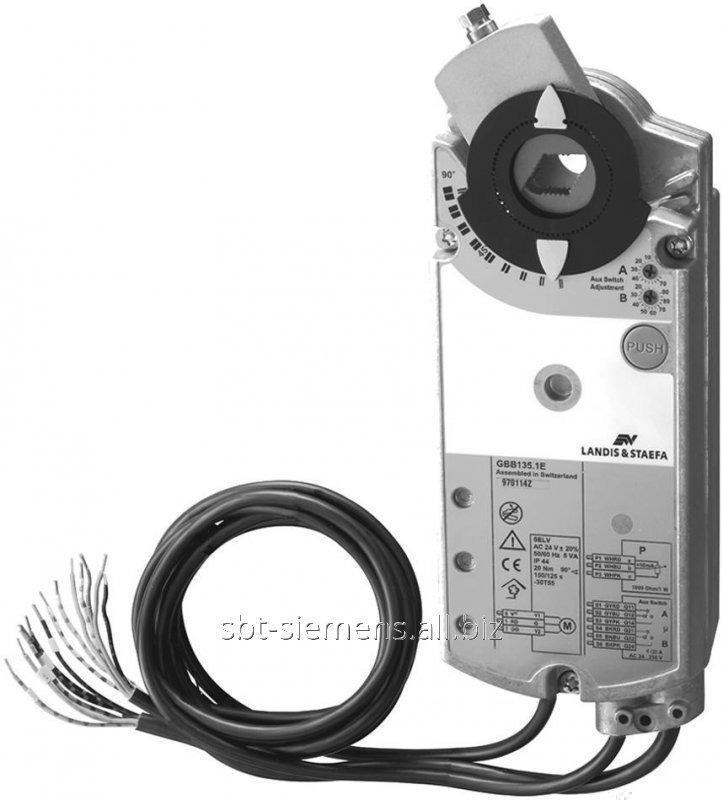 Купить Привод Siemens GBB166.1E