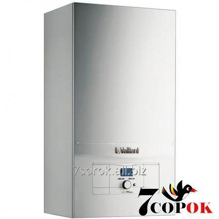 Buy Vaillant turboTEC pro VUW INT 202/5-3 HGas double-circuit coppers of the hinged VAILLANT turboTEC pro VUW INT H type are made on the latest technologies in the field of heating with application of the highest requirements in equipment and safety of the de