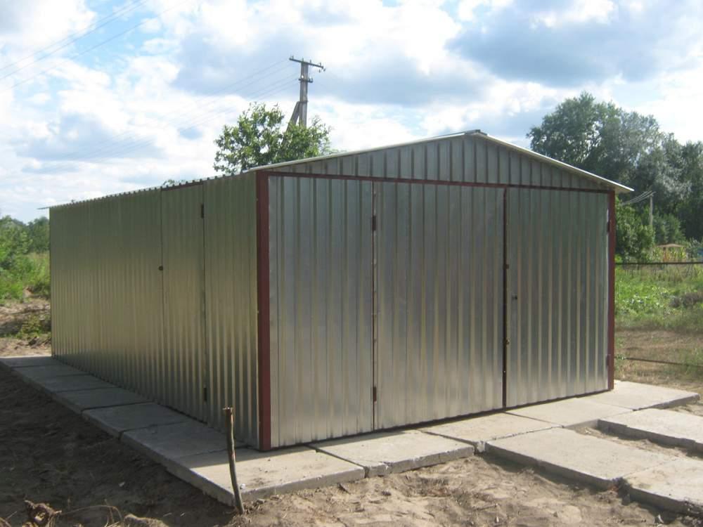 Купить металлический гараж 6 на 4 гараж металлический таганрог