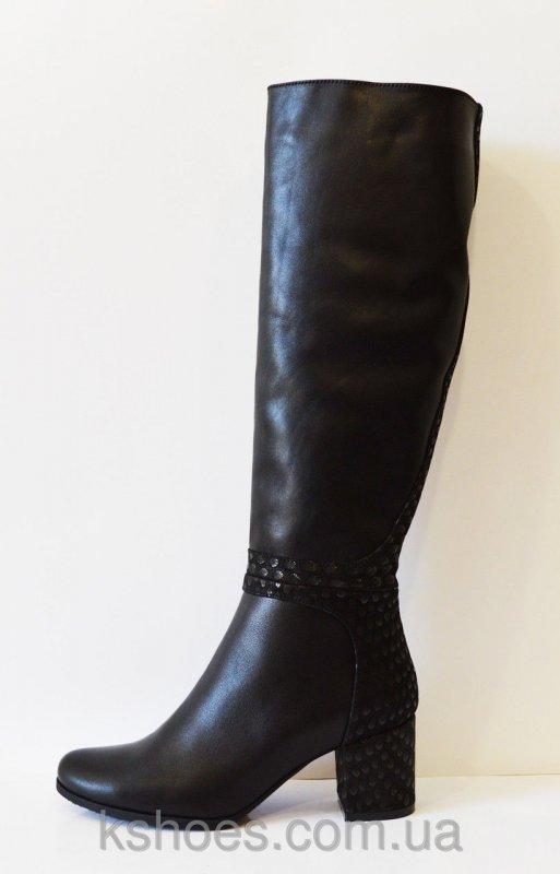 Купить Высокие женские сапоги Nivelle 5256
