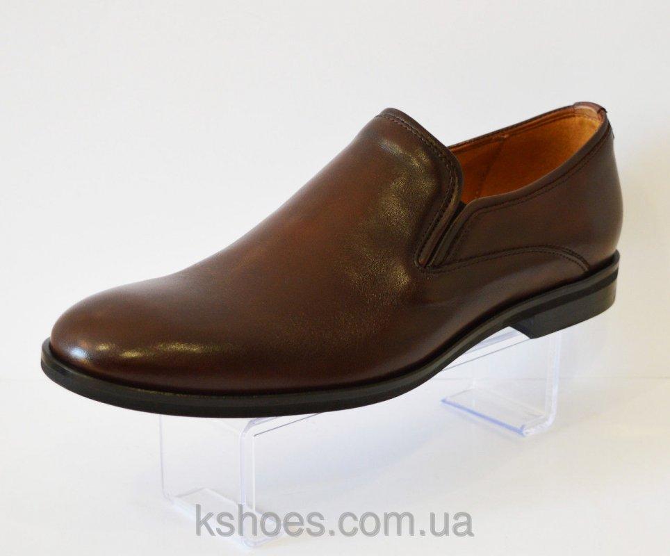 Купить Коричневые мужские туфли Fabio Conti