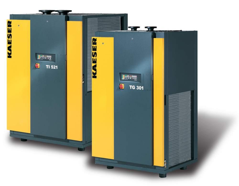 Воздухоохладитель рефрижераторный Kaeser для сжатого воздуха