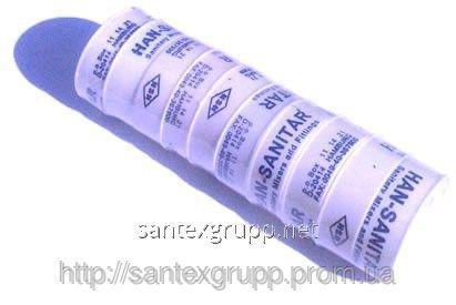Фум лента белая 1уп (10шт) 1/2'' 0.075мм х 8 м