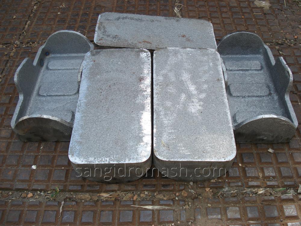 Колпак скользуна (сталь) грузового вагона 18-100