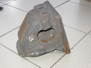 Клин Ханина (сталь) грузового вагона 18-100
