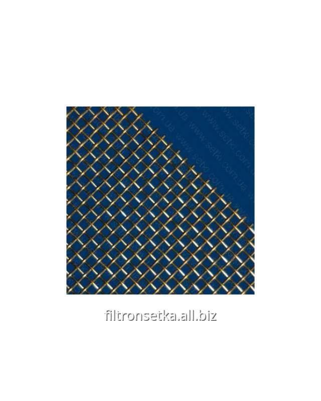 Купить Сетка тканая фильтровальная н/ж ГОСТ 3187-76 П-120