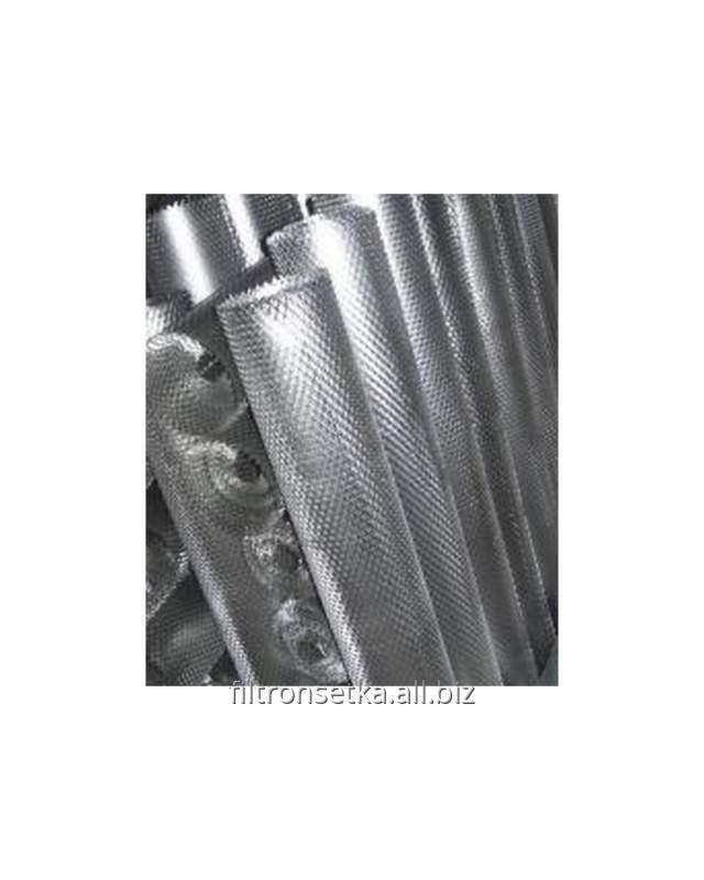 Купить Сетка тканая фильтровальная н/ж ГОСТ 3187-76 П-160