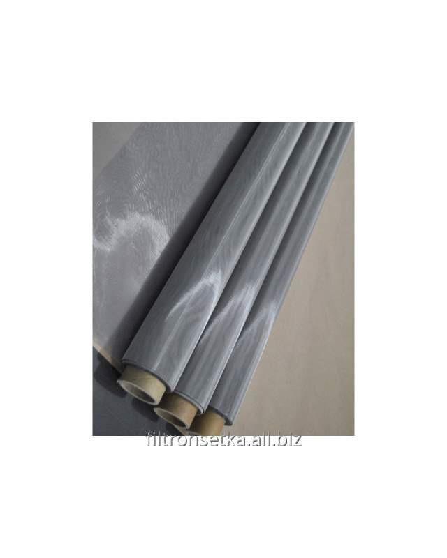 Купить Сетка тканая фильтровальная н/ж ГОСТ 3187-76 П-200