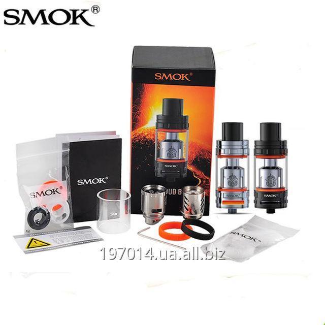 Купить SmokTech TFV8 6ml Silver