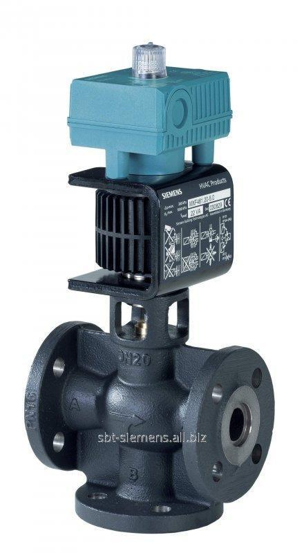 Купить Клапан Siemens MXF461.32-12