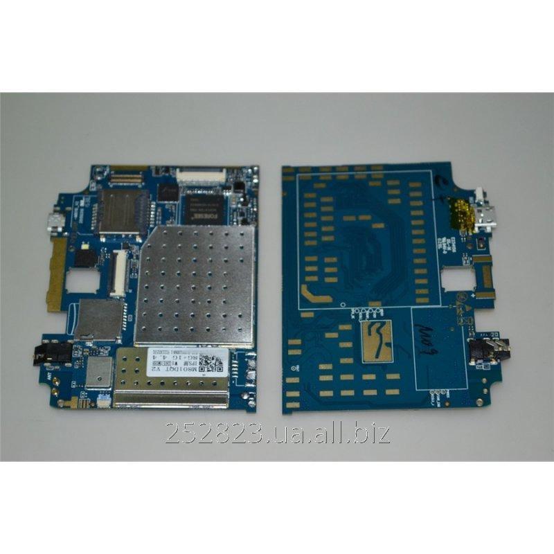 Купить Основна плата до планшету NB85 3G PCBA Black MTK8382
