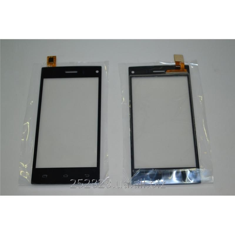 Купить Сенсор до смартфону чорний BIZ Touch panel black