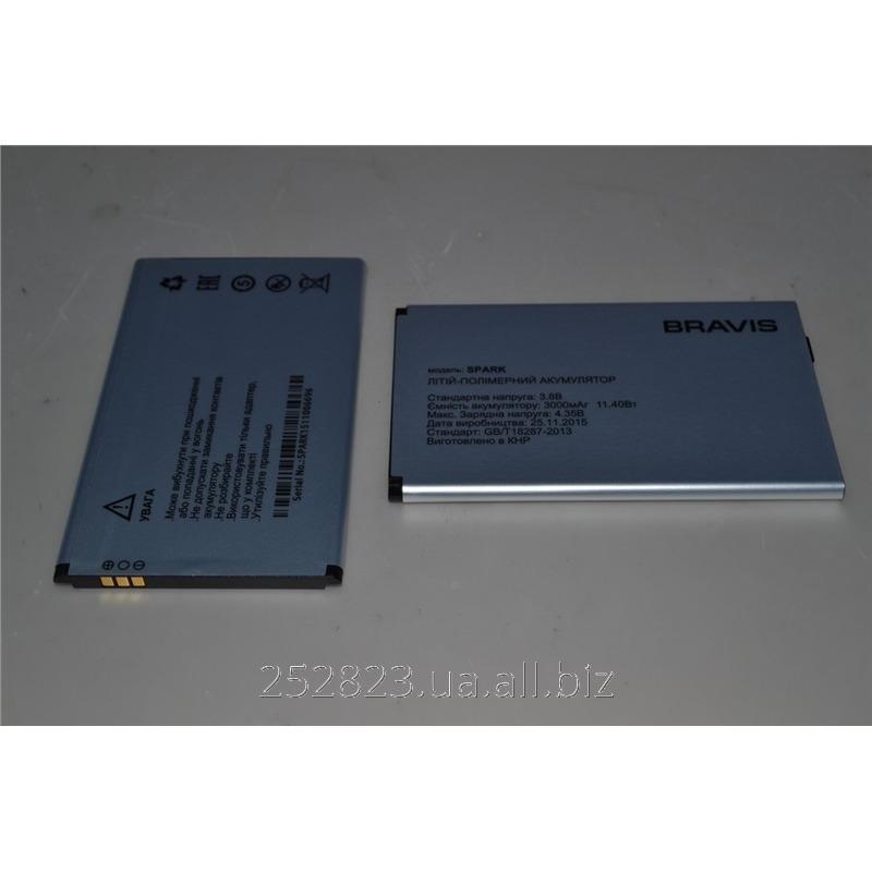 Купить Літій полімерний аккумулятор 3000 мАч до смартфону Spark Battery