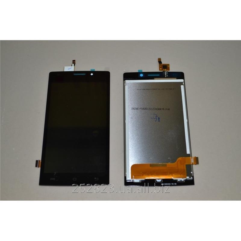 Купить LCD дисплей+Сенсорна панель чорна до смартфону Spark Display+Touch black
