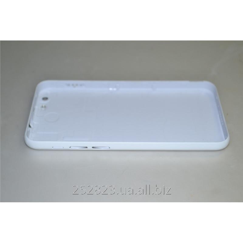 Купить Бiчна клавiша бiла з кришкою до смартфону Light Side key white with cap