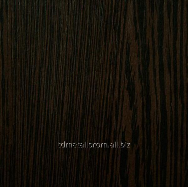 Купить ДВП(ХДФ) ламинированное Дуб Венге 2745x1700x3,0 мм
