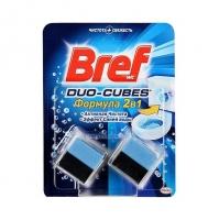 Купить Чистящее средство для унитаза Бреф DUO CUBES 2*50г кубики для бачка
