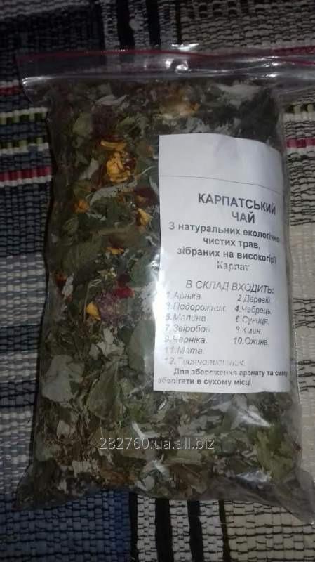 Купить Карпатский чай. 12 трав.