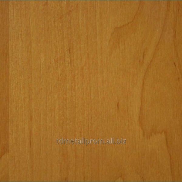 Купить ДВП(ХДФ) ламинированное Ольха Горная тёмная 2745x1700x3,0 мм