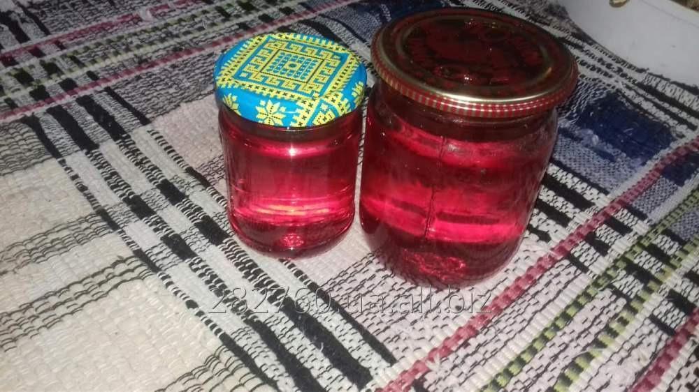 Купить Красный мед из сосновых, смерековых шишек