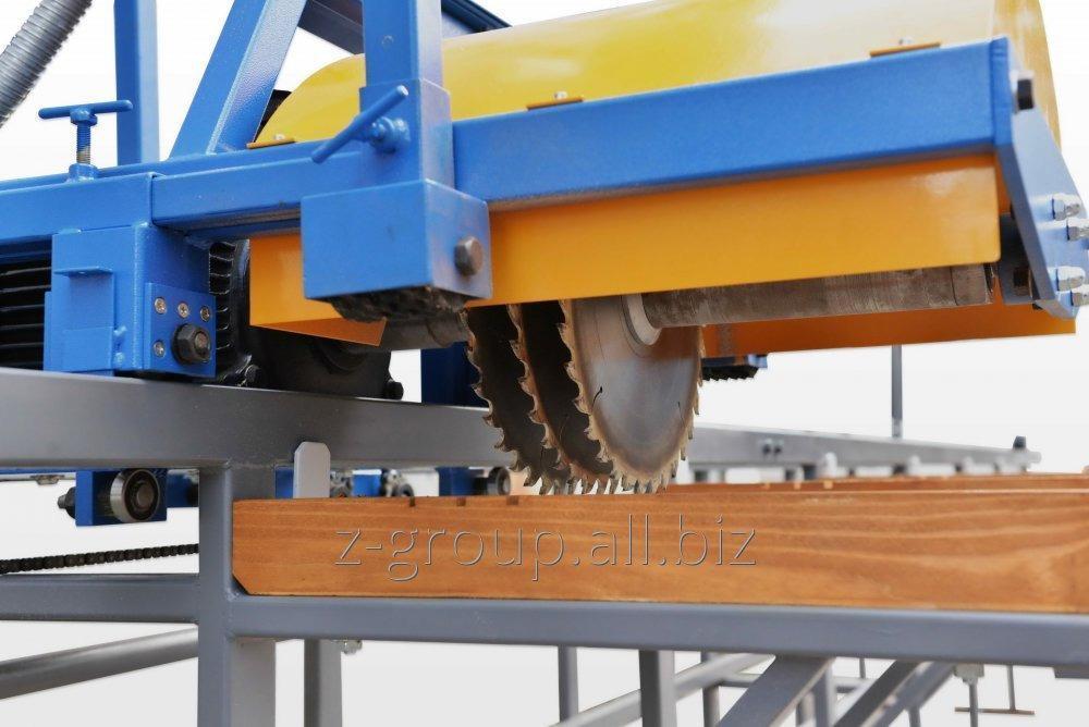 Buy EL-350-M8T multisaws, prodolnopilny side-cutting machine, multisaw, Z-Group