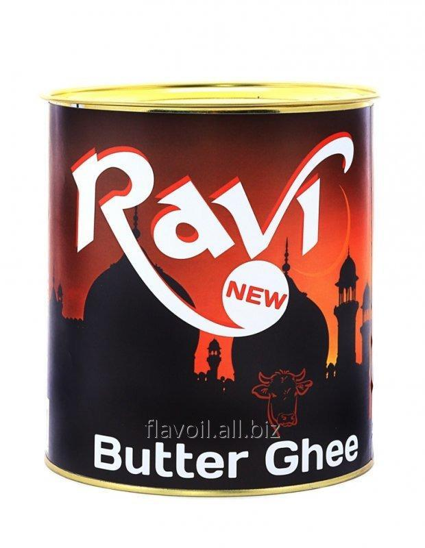 Ravi, Butter ghee  Volume: 2.5kg Type of packaging: big metal tin