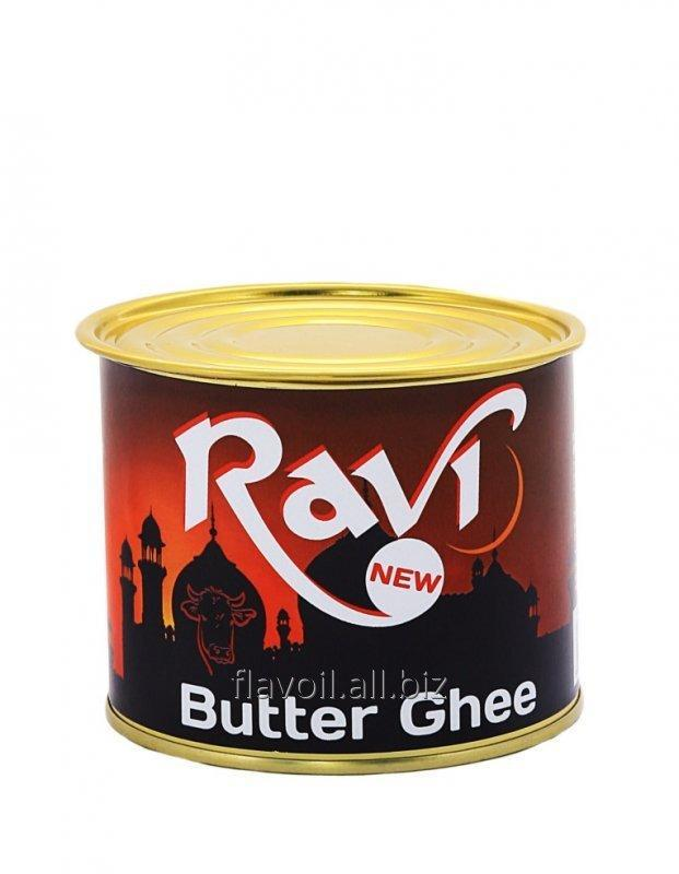 Ravi, Butter ghee  Volume: 900g Type of packaging: little metal tin1