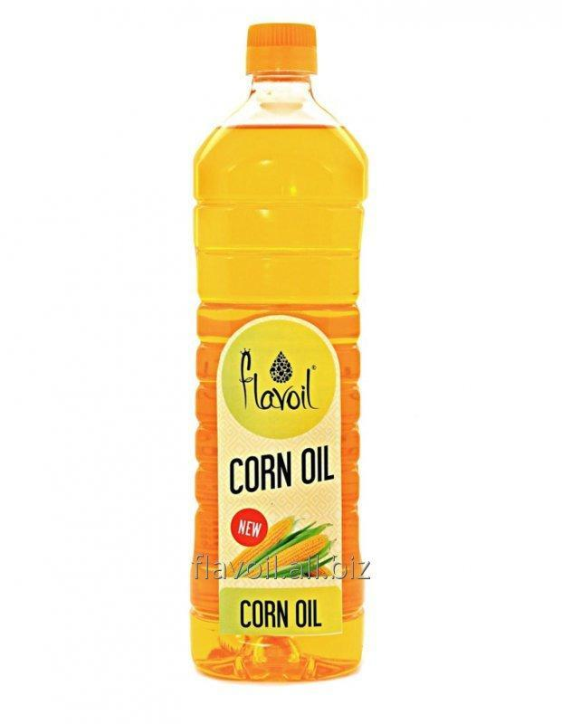 Corn Oil  Volume: 1L Type of packaging: Plastic bottle