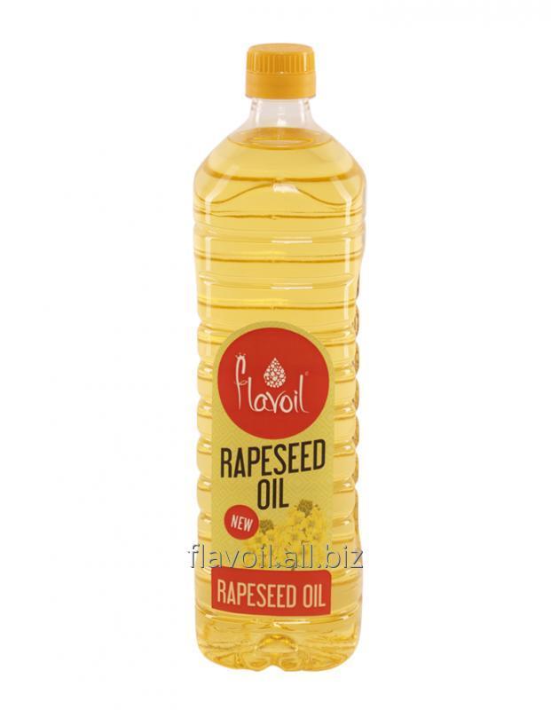 Vegetable oil (rapeseed)  Volume: 1L Type of packaging: Plastic bottle