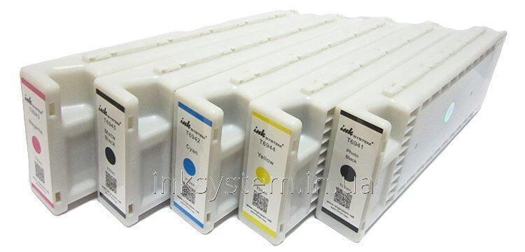 Перезаправляемые картриджи для Epson SureColor SC-T3200