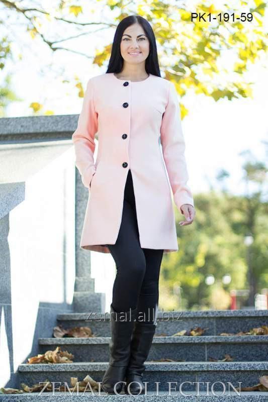Пальто PK1-191 кашемировое