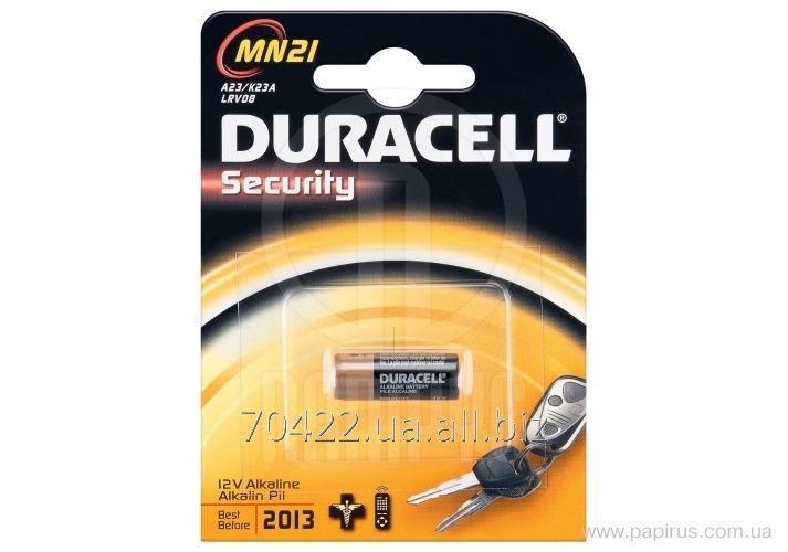 Батарейка Duracell MN21, 1 шт/уп