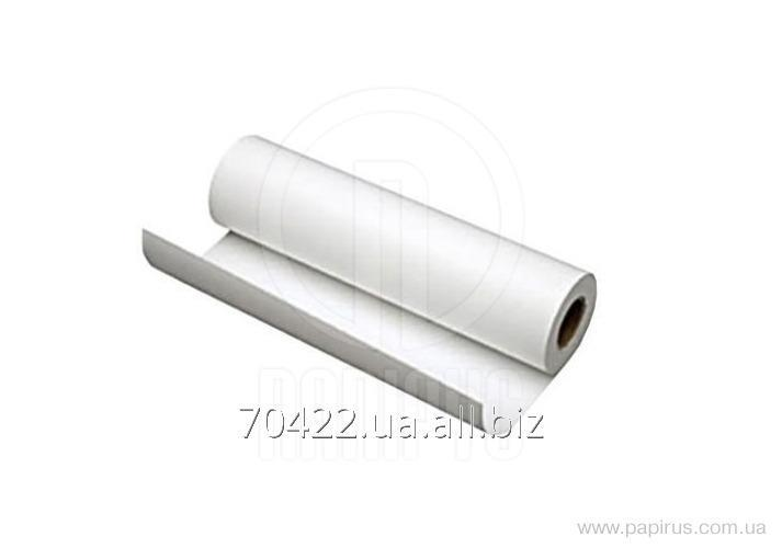 Paper for plotters of rolled 610 mm * 175 m 80 g/m2