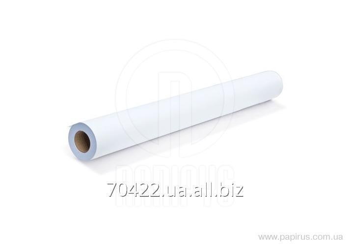 Paper for plotters of rolled 914 mm * 50 m of A0 +