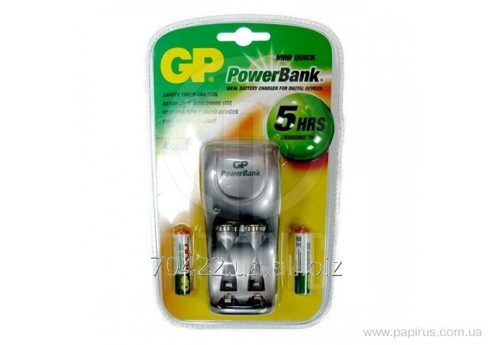 GP Power Bank PB25GS270-C2 charger