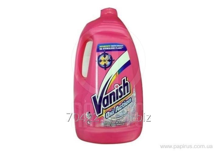 Купить Пятновыводитель Vanish Oxi Универс 4л