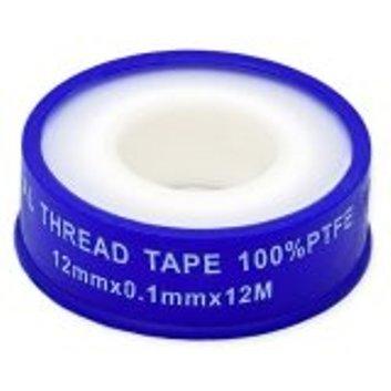 Купить Фум лента синяя 12 х 0.75мм х 12 м (уп 10 шт)