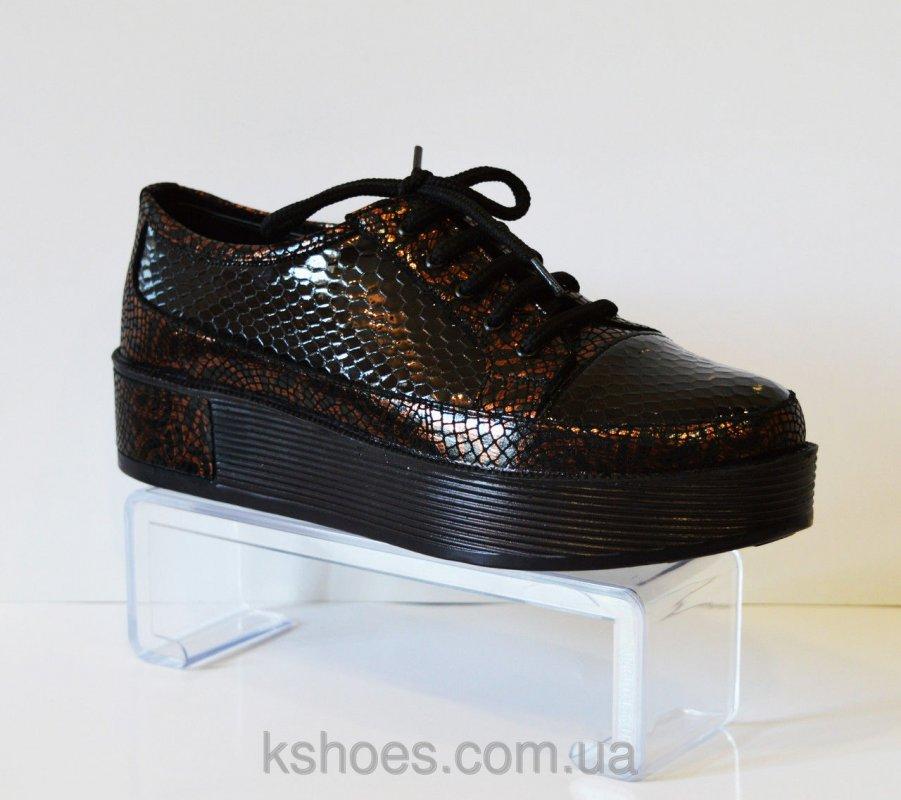 Купить Женские туфли на шнурке Magnolya 03